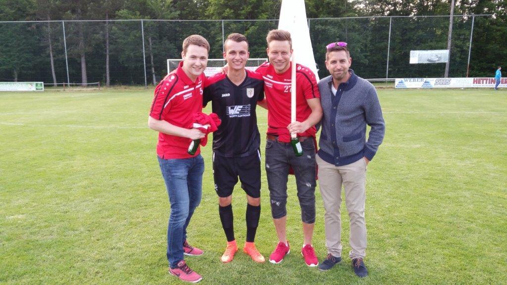 2. Relegationsspiel am Samstag, 10. Juni beim FC Hettingen