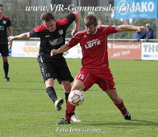 Kreisliga: 1:1 gegen den SV Seckach