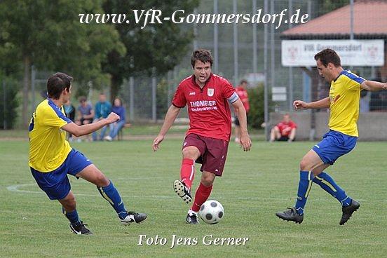 Ungefährdeter 4:1-Sieg gegen SVV Wertheim