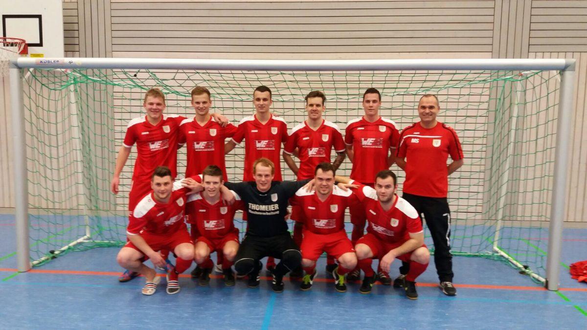 29. Januar in Mulfingen: VfR II gewinnt das Turnier