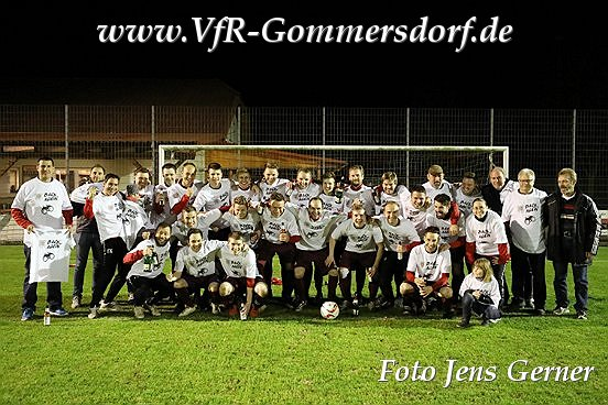 VfR ist Meister der Landesliga Odenwald Saison 2016/17