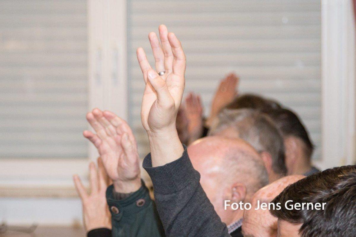 12. Januar: Erfolgreiche Jahreshauptversammlungen