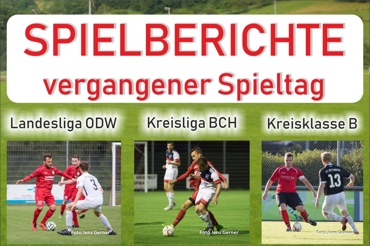 11. Mai: 3:0-Erfolg gegen Grünsfeld und knappes 2:1