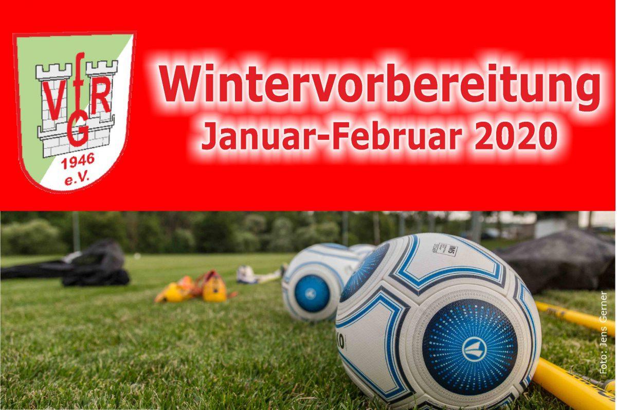 21. Januar: Training und Spiele 2020