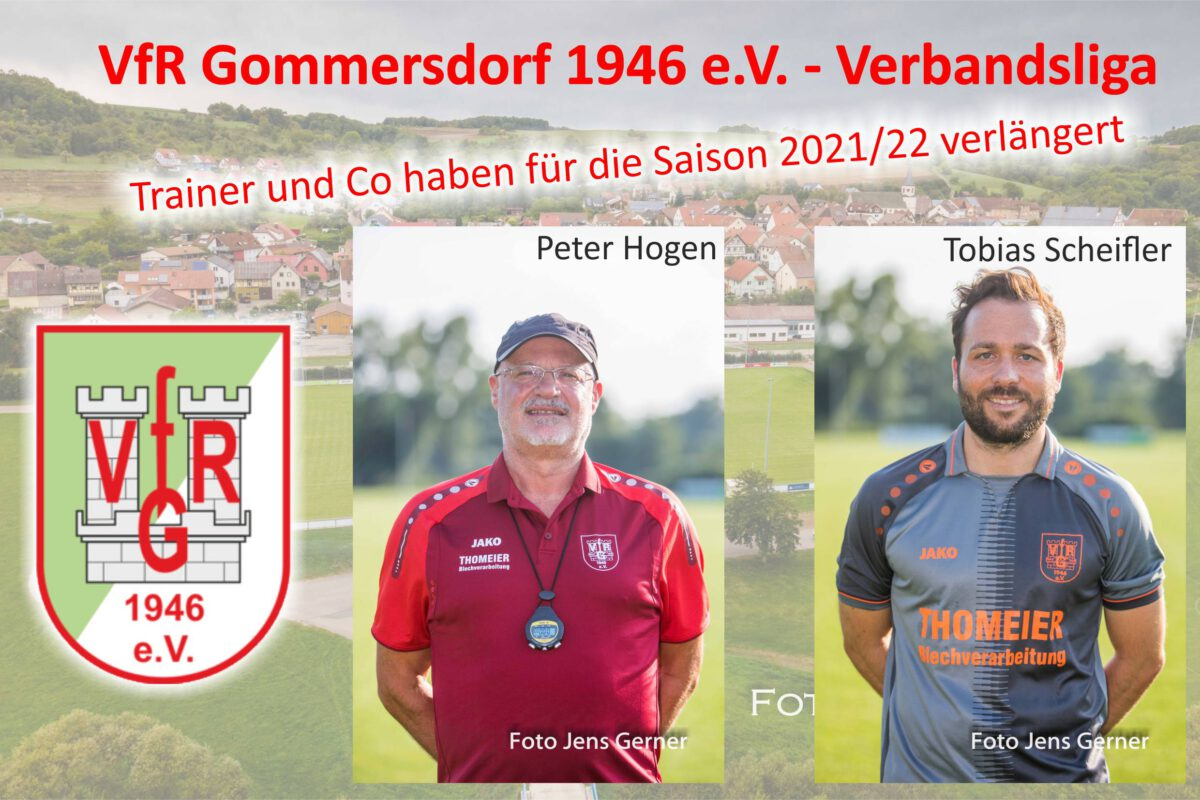 5. März: Verbandsliga Trainer haben verlängert